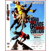 EL ROBO MAS GRANDE JAMAS CONTADO DVD 2002 Dirigida por Daniel Monzón