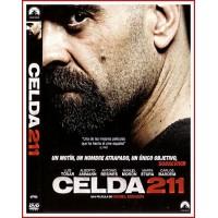 CELDA 211 DVD 2009 CINE ESPAÑOL Dirigida por Daniel Monzón