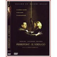 PIERREPOINT EL VERDUGO DVD 2006 Dirigida por Adrian Shergold