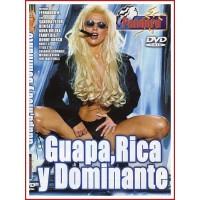 CARATULA DVD GUAPA RICA Y DOMINANTE