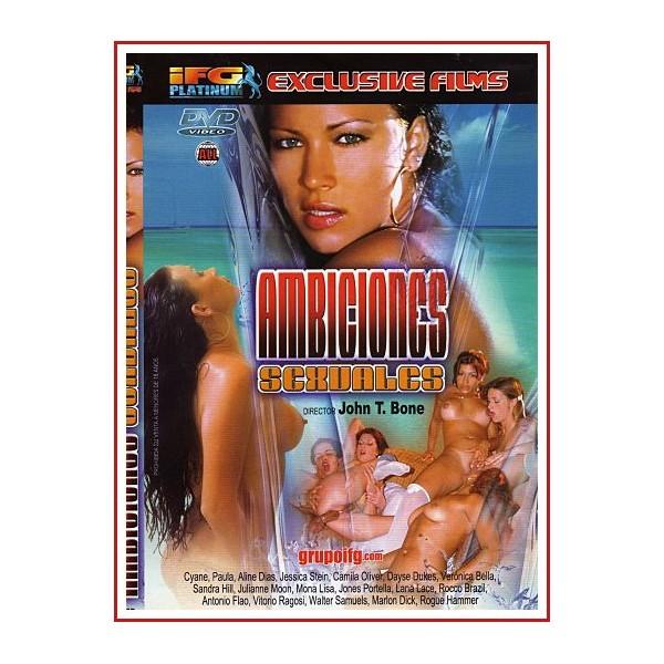 CARATULA DVD AMBICIONES SEXUALES