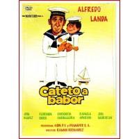 CATETO A BABOR DVD 1970 CINE ESPAÑOL Dirigida por Ramón Fernández
