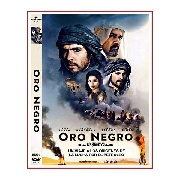 ORO NEGRO DVD 2011 Dirigida por Jean-Jacques Annaud