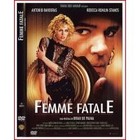 FEMME FATALE DVD 2002 Dirigida por Brian De Palma