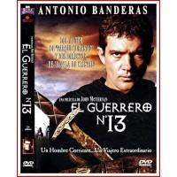 EL GUERRERO Nº 13 DVD 1999 Dirigida por John McTiernan