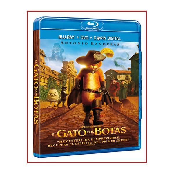 EL GATO CON BOTAS 2012