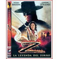 LA LEYENDA DEL ZORRO DVD 2005 Dirigida por Martin Campbell