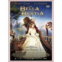 LA BELLA Y LA BESTIA LA PELÍCULA DVD 2014 Dirigida por Christophe Gans