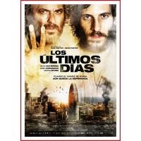 LOS ÚLTIMOS DÍAS DVD 2013 Dirigida por Àlex Pastor, David Pastor
