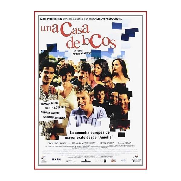 UNA CASA DE LOCOS (L'Auberge espagnole)