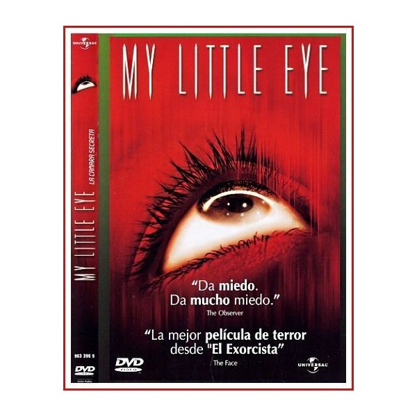 MY LITTLE EYE (La cámara secreta)