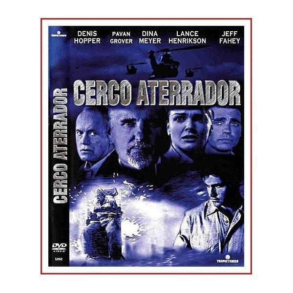 CERCO ATERRADOR (Unspeakable)