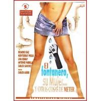 EL FONTANERO SU MUJER Y OTRAS COSAS DE METER DVD 1981 Comedia Erótica