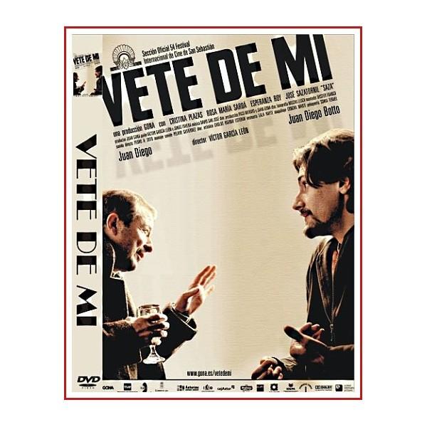 VETE DE MI DVD 2006 CINE ESPAÑOL Dirigida por Víctor García León