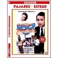 EL ERÓTICO ENMASCARADO DVD 1980 (Estuche Slim) CINE ESPAÑOL Dirigida por Mariano Ozores