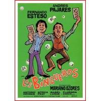LOS BINGUEROS (DVD) 1979 CINE ESPAÑOL Dirigida por Mariano Ozores