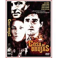 COSA DE BRUJAS DVD 2003 CINE ESPAÑOL Dirigida por José Miguel Juárez