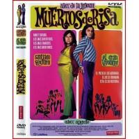MUERTOS DE RISA DVD 1999 CINE ESPAÑOL Dirigida por Álex de la Iglesia