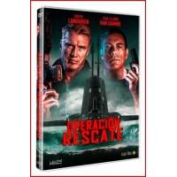 OPERACIÓN RESCATE 2018 DVD Director Pasha Patriki