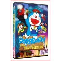 DORAEMON Y EL TREN DEL TIEMPO DVD 1996 Dirección Tsutomu Shibayama