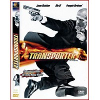 TRANSPORTER DVD 2002 Dirección Louis Leterrier, Corey Yuen