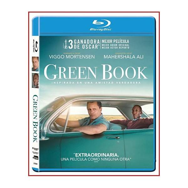 GREEN BOOK (El Libro Verde)