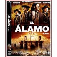 EL ALAMO DVD 2004 Dirección John Lee Hancock