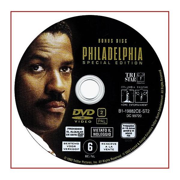 DISCO ORIGINAL EXTRA DVD PHILADELPHIA