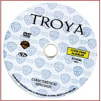 DISCO ORIGINAL EXTRA DVD TROYA