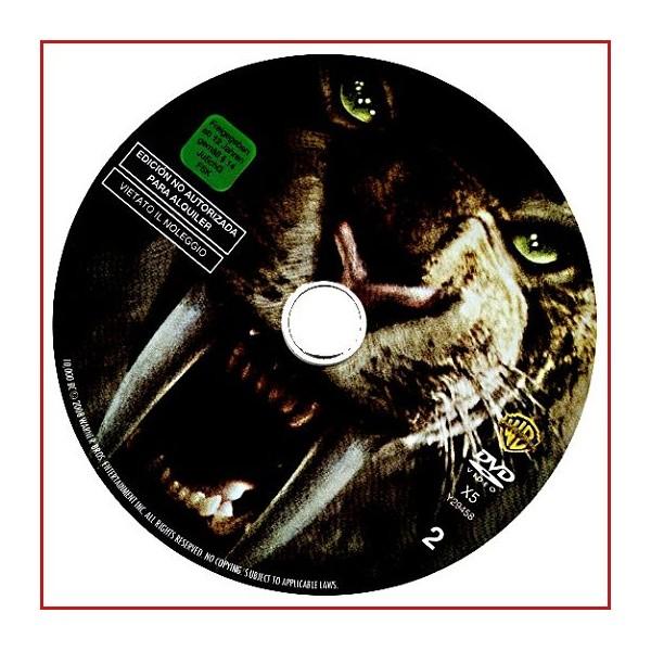 DISCO ORIGINAL EXTRA DVD DIENTES DE SABLE