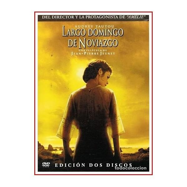 LARGO DOMINGO DE NOVIAZGO ED 2 DISCOS (DVD 2004) Drama