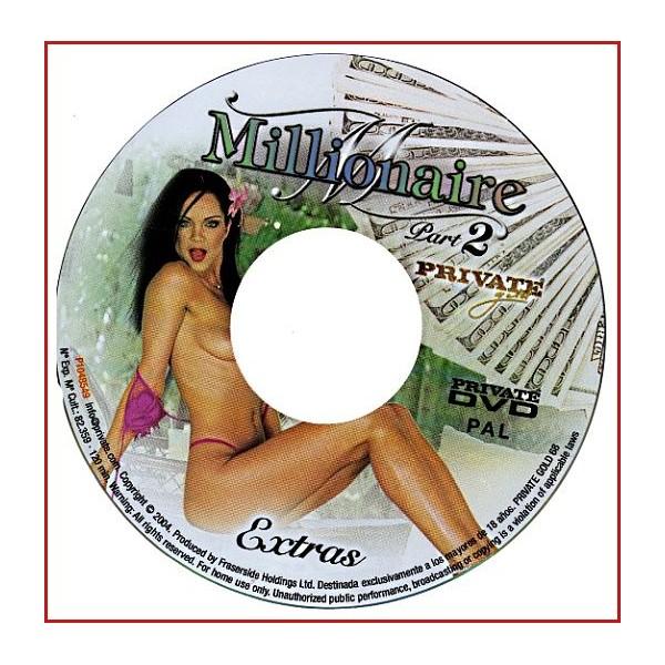DISCO ORIGINAL EXTRA DVD MILLIONAIRE PART 2 PRIVATE