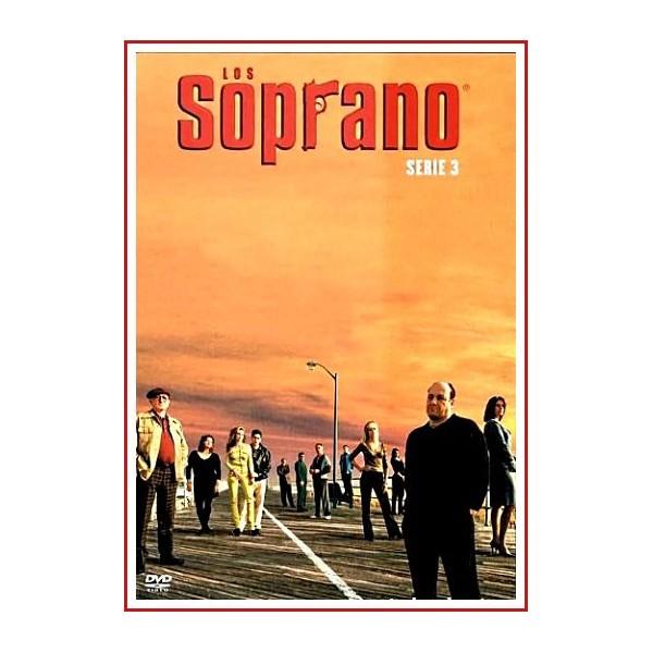 LOS SOPRANO SERIE 3 CAPITULOS DEL 1 AL 13 DVD 1999 Diri. David Chase