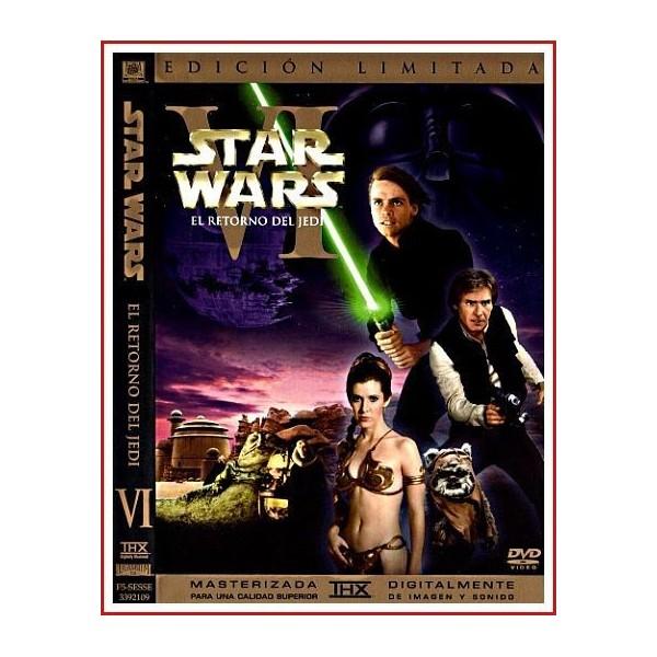 STAR WARS VI EDICIÓN LIMITADA 2 DISCOS