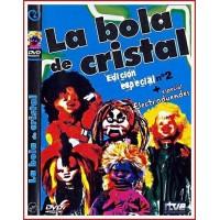 LA BOLA DE CRISTAL EDICIÓN ESPECIAL Nº 2 + ELECTRODUENDES DVD 1984