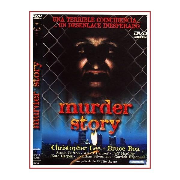 MURDER STORY (Relato criminal)