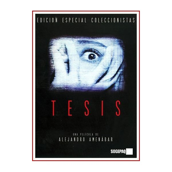 TESIS EDICIÓN ESPECIAL COLECCIONISTA 2 DISCOS