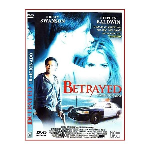 BETRAYED TRAICIONADO DVD 2017 Suspense y Venganza Dir.Jeff Hare
