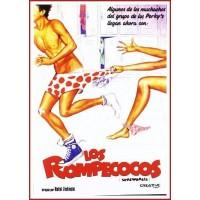 LOS ROMPECOCOS (SCREWBALLS) DVD 1983 Años 60-Adolescencia
