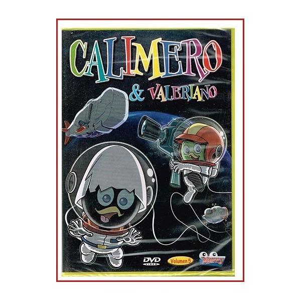 CALIMERO Y VALERIANO VOLUMEN 5