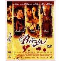 LOS BORGIA DVD 2006 CINE ESPAÑOL Dirección Antonio Hernández