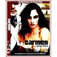 CARMEN DVD 2003 CINE ESPAÑOL Dirección Vicente Aranda
