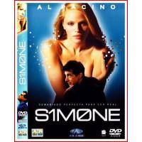 SIMONE DVD 2002 Dirección Andrew Niccol