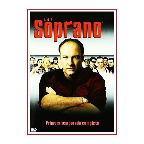LOS SOPRANO PRIMERA TEMPORADA COMPLETA DVD 1999 Diri. David Chase