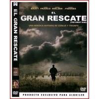 EL GRAN RESCATE DVD 2005 Dirección John Dahl