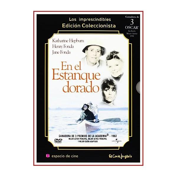 EN EL ESTANQUE DORADO EDICIÓN COLECCIONISTA DVD 1981Dir. Mark Rydell