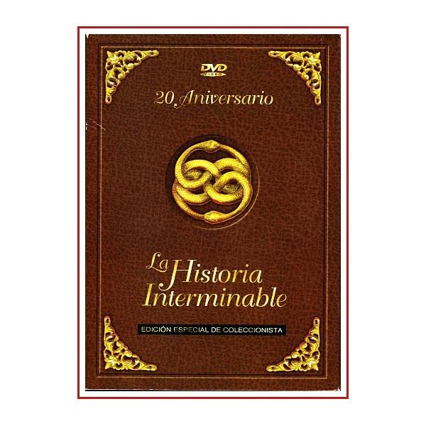 LA HISTORIA INTERMINABLE DVD EDICIÓN ESPECIAL COLECCIONISTA 20 ANIVERSARIO