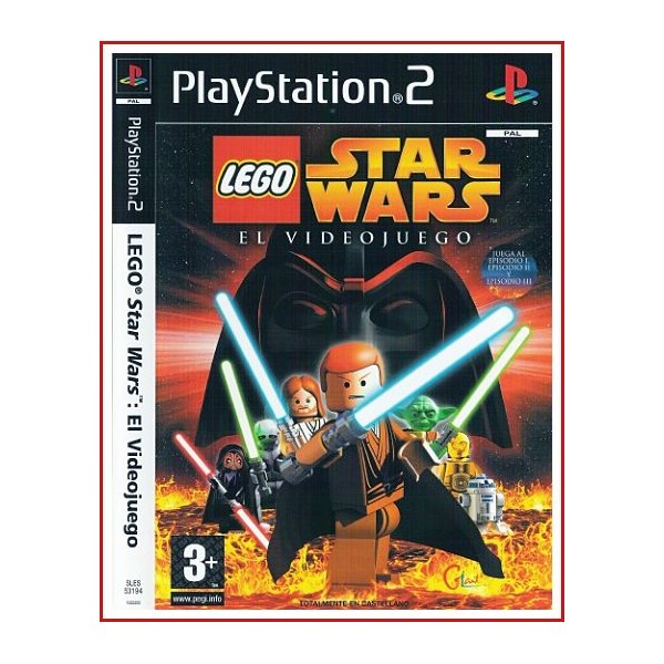LEGO STAR WARS Psp2