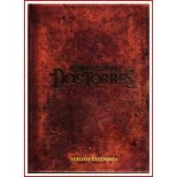 EL SEÑOR DE LOS ANILLOS LAS DOS TORRES VERSIÓN EXTENDIDA DVD EDICIÓN COLECCIONISTA