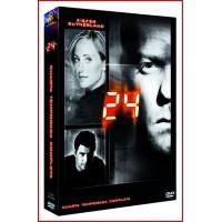 24 CUARTA TEMPORADA COLECCIÓN DVD 2005 SERIE TV
